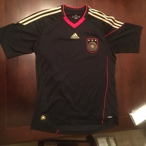 2010 Germany National Team Away Jersey